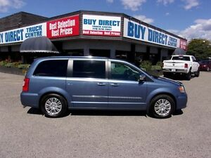 2012 Chrysler Town & Country Limited Front-wheel Drive Passe