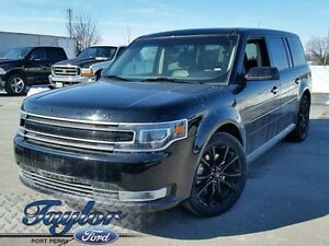 2016 Ford Flex Limited *Leather**AWD**LOADED*