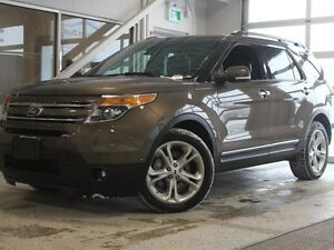 2015 Ford Explorer Limited-Moon Roof-Nav-Adaptive Cruise Control