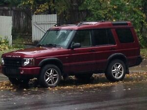 2004 Land Rover Discovery II SUV