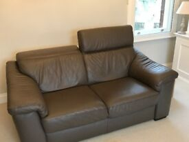 2 Seater leather Sofa from Furniture Village. Very good condition.