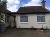 2 Bed Bungalow in Wembley/Sudbury Town