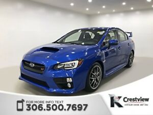 2016 Subaru WRX STI w/Sport-tech Pkg | Navigation | Remote Start
