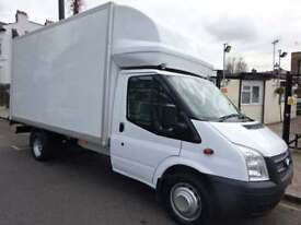 FORD TRANSIT LUTON VAN TAIL LIFT 2014 EXCELLENT VAN NORTH LONDON