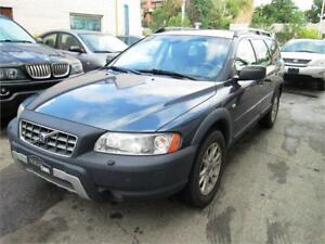 2006 Volvo XC70 Cruise Control/1 Year Ltd. Warranty Included.