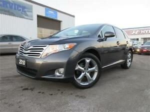 2010 Toyota Venza-PANO ROOF,LEATHER,AWD,REAR CAM,WARANTY,$13,295