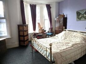 Charming Bright Two Bedroom House in Hastings, Clive Vale.