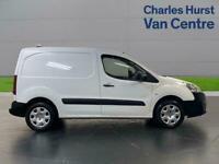 2018 Peugeot Partner 850 1.6 Bluehdi 100 Professional Van [Non Ss] Van Diesel Ma