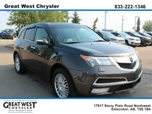 2010 Acura MDX SH-AWD 4DR SUV AWD A6**SECOND SET TIRES **AFTERMA