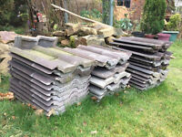 Reclaimed Roof Tiles in good condition