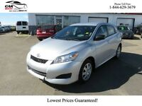2012 Toyota Matrix Base 5dr FWD Hatchback