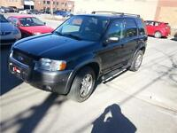 FORD ESCAPE 2004 XLT DURATEC 4WD,98 000KM