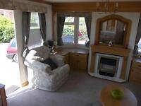 Static caravan for sale 1999 at California Cliffs, Great Yarmouth, Norfolk