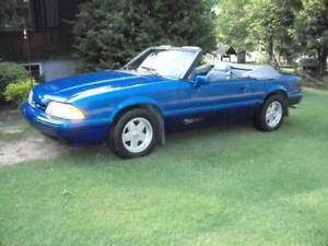 1989 Ford Mustang Autre
