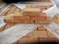RECLAIMED BRICKS approx 66mill Wirecut Bricks