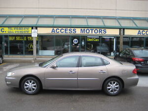 2006 Buick Allure CXL, LEATHER