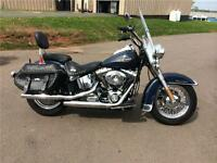 2008 Harley Davidson Softail Heritage! Only 5300 Kms!!