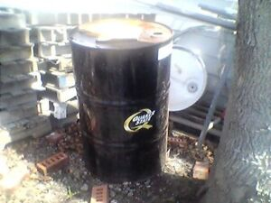 2-45 GALLON BARRELS FOR SALE Please Contact For More Information