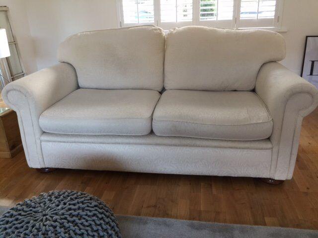 Cream Sofa Used