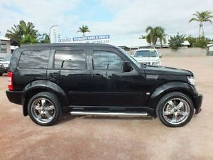 2007 Dodge Nitro KA MY07 SXT Black 4 Speed Automatic Wagon Rosslea Townsville City Preview