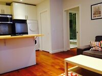 New 1 Bedroom Suite - Includes Utilities - Available September 1