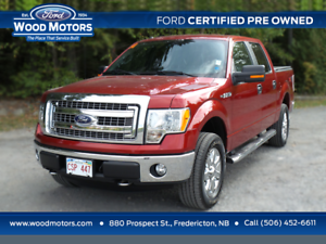 2014 Ford F-150 XLT - 3.9%!!! Reduced $2,000!