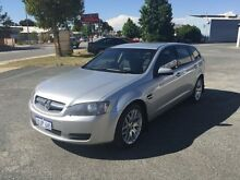 2010 Holden Commodore VE MY10 International Silver 6 Speed Automatic Sportswagon Beckenham Gosnells Area Preview