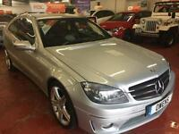 2011 (11) MERCEDES-BENZ CLC-CLASS 1.6 CLC 160 BLUEEFFICIENCY SPORT 3DR Manual