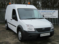FORD TRANSIT CONNECT 1.8TDCi 90PS T230 LWB H/ROOF / ONE OWNER / FSH 6 SERVICES!!