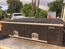 Black Widow lockable drawers Gidgegannup Swan Area Preview
