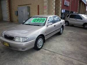 2000 Toyota Avalon Sedan CSX V6 Automatic North St Marys Penrith Area Preview