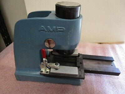 Amp 91085-2 Arbor Press W91107-5 Attachment-missing Ratchet Handle