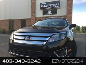 2012 Ford Fusion SEL--AWD--WE FINANCE!
