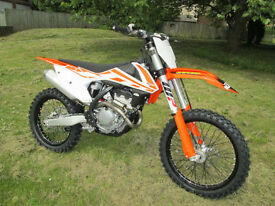 KTM 250 248.6cc SX-F Moto Cross SX-F 2017 MODEL