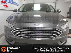 2018 Ford Fusion SE FWD, keyless entry, power seats, back up cam