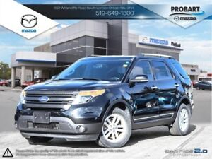 2015 Ford Explorer | XLT | 4WD | Bluetooth | Cruise