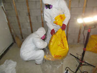 Asbestos Removal / Mold Abatement