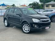 2013 Holden Captiva CG MY13 5 AWD LT Black 6 Speed Sports Automatic Wagon Bungalow Cairns City Preview