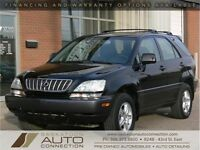 2001 Lexus RX 300 Luxury Plus