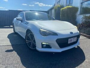 2014 Subaru BRZ Z1 MY14 White 6 Speed Manual Coupe