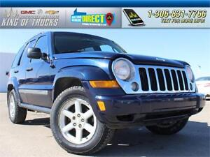 2007 Jeep Liberty Limited Local | 4x4 | PST Paid
