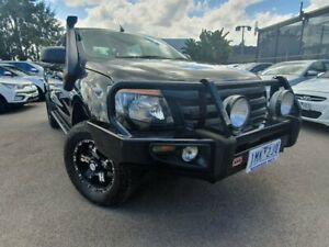 2013 Ford Ranger Black Sports Automatic Utility