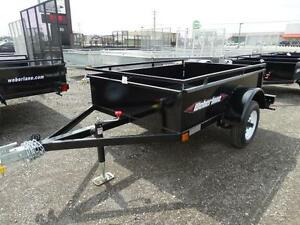 6 foot Utility Trailer For Sale! 0% financing