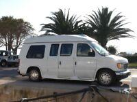 Ford Sherod day van/camper
