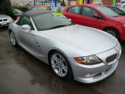2003 BMW Z4 Coupe New Town Hobart City Preview