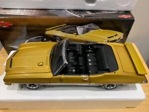1/18 Diecast GMP 1971 GTO Limited Edition 650 pieces only