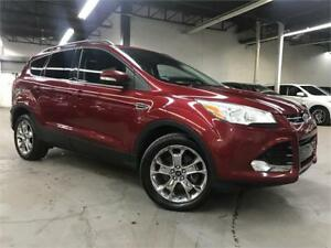 FORD ESCAPE SEL AWD 2013 /CUIR/TOIT PANO/NAVIGATION/149100KM!