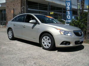 2011 Holden Cruze JH CD Silver 6 Speed Automatic Sedan Wangara Wanneroo Area Preview