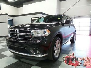 2015 Dodge Durango SXT, AWD,3RD ROW SEATING, 100% APPROVED