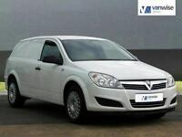 2012 Vauxhall Astra CLUB ECOFLEX Diesel white Manual